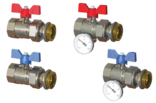 "1"" Female – Male Union Progress Ball Valves"