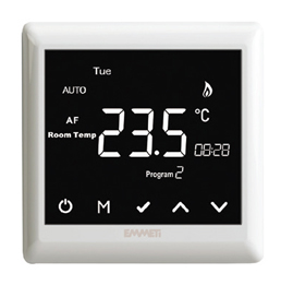CS17 -  touchscreen programmable thermostat
