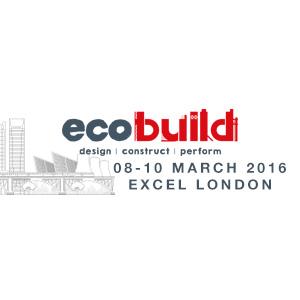 Visit us at Ecobuild