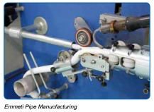 pipe manufacturing