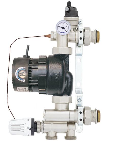 TM3 thermostatic Mixer